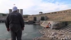 عملیات مرمت سد موصل در عراق آغاز شد