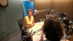 VOA Speaks With Sheryl Cashin, Author of 'Loving'