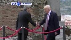 Ibihugu bigize itsinda G7 byatangiye inama mu Butaliyani