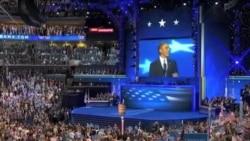 特别报道:民主党代表大会落幕 - 奥巴马发表演讲