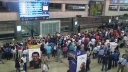María Corina Machado regresa a Venezuela
