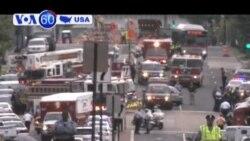 12 người thiệt mạng trong vụ xả súng ở thủ đô Washington