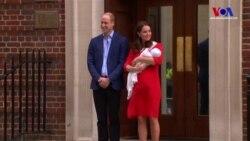 İngiltere'de Bebek Prens Heyecanı