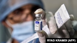 Vắc-xin Sputnik V của Nga đã được phê duyệt ở 15 quốc gia.