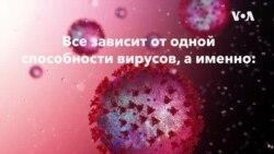 Мутация вируса