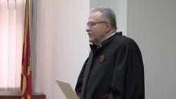 Претседател на Врховен суд, Јово Вангеловски