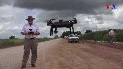 Dronlar kənd təsərrüfatında necə istifadə olunur