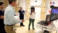 Amerikanın uşaq xəstəxanalarında VR - virtual oyunlardan istifadə edilməyə başlayıb