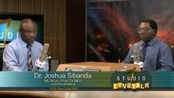 Live Talk - Zimbabweans Discuss Colon Cancer