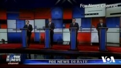 Republican Debate in Detroit Gets Dirty