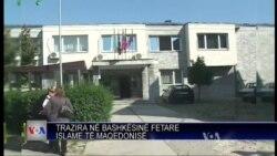 Incidenti ne Shkup