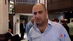 2014-06-03 美國之音視頻新聞: 敘利亞政府控制地區舉行大選