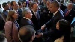 سفارتخانه های آمریکا و کوبا روز دوشنبه بازگشایی می شود