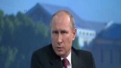 普京保證會承認烏克蘭總統選舉結果