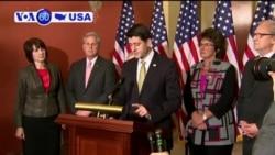 Manchetes Americanas 19 Janeiro: Atenções estão viradas para o Congresso e se este consegue evitar um encerramento do governo