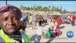 Ajuda humanitária é urgente em Pemba