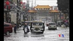 2016-12-26 美國之音視頻新聞: 颱風洛坦吹襲菲律賓