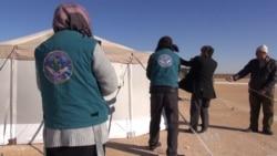 Authorities Prepare for Refugees Fleeing Fighting in Raqqa