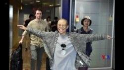 2018-07-10 美國之音視頻新聞: 劉霞身獲自由 困擾恐將纏身