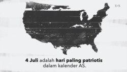 Infografis: Hari Kemerdekaan AS 4 Juli
