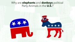 Explainer: Political Party Animals