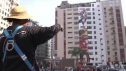 艺术家创作超大幅壁画致敬洛杉矶