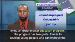 Phát âm chuẩn - Anh ngữ đặc biệt: Cambodia Education Program (VOA)