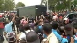 2015-02-10 美國之音視頻新聞: 馬來西亞法院維持對安華的雞奸罪判決