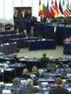 Predsjednica Evropske komisije Ursule von der Leyen govori o stanju Unije pred Evropskim parlamentom u Strazburu, Francuska, 15. septembra 2021.