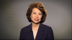 Elaine Chao, Former Secretary of Labor