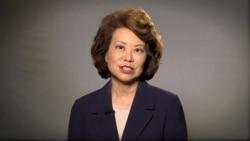 Elaine Chao, Former Secretary of Labor