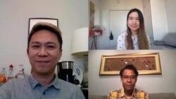 VOA Thai Daily News Talk (work from home) ประจำวันพฤหัสบดีที่ 30 กรกฎาคม 2563