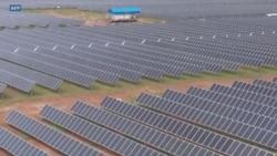 La plus grande centrale solaire en Afrique de l'Ouest s'ouvre au Togo