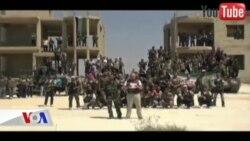 Suriye İç Savaşının Haritalanmasında Sosyal Medya Desteği