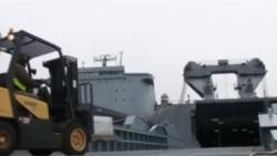 美国准备船只销毁叙化武