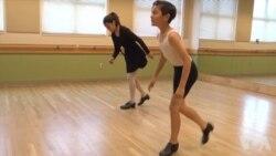 美国百年艺术踢踏舞充满活力