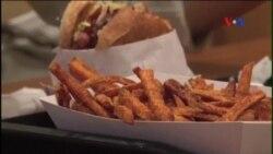 Chỉ dẫn về ăn uống của Mỹ xét tới tác động môi trường
