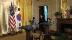 朴槿惠访华:朝鲜、经贸是重头戏