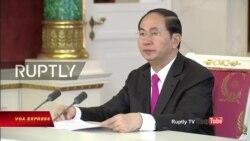 Việt Nam muốn Nga đóng vai trò tích cực tại biển Đông