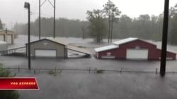 Mỹ: North, South Carolina ngập nước vì bão Florence