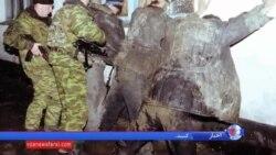 وضعیت جنگجویان چچن در زندانهای روسیه، ۱۵ سال پس از درگیری ها