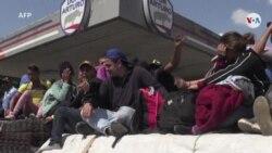 EE.UU: Solicitantes de asilo aguardarán en México