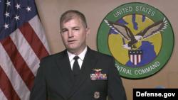 ناخدا یکم بیل اربن، سخنگوی ستاد فرماندهی مرکزی ایالات متحده (سنتکام)