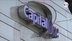 Piratería digital financiera en Capital One
