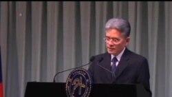 2013-11-15 美國之音視頻新聞: 岡比亞與台灣斷交 中國稱不知情