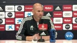 Pogba au Real Madrid ? Pour Zidane, ce n'est pas exclu