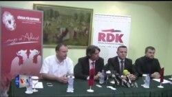 Partitë e vogla në Maqedoni