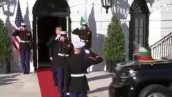 Դոնալդ Թրամփը Սպիտակ տանը հյուրընկալել է Բուլղարիայի վարչապետին