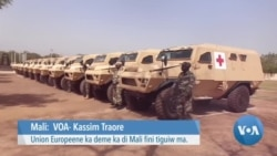 Mali: Union Europeene ka deme ka di Mali fini tiguiw
