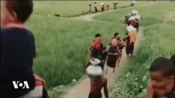 Hatari zinazo endelea kuwakabili Waislam wa Rohingya